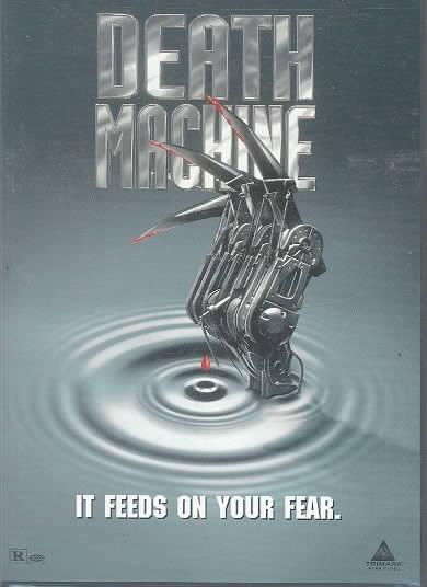 DEATH MACHINE BY DOURIF,BRAD (DVD)